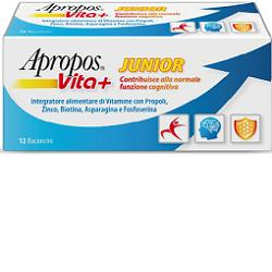 APROPOS Vita+ Junior 12 Flaconcini 10 ML