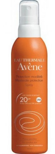 AVENE Sole Spray spf20 200ml