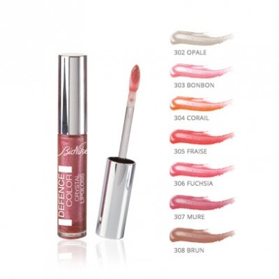 BIONIKE Defence Color Crystal Lipgloss Lucidalabbra 305 Fragola