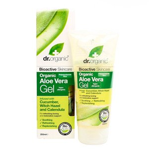 DR ORGANIC Aloe Vera Gel Cucumber Cetriolo 200 ML