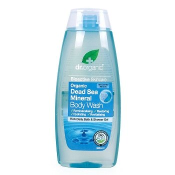DR. ORGANIC Minerals Sali Mar Morto Body Wash 250 ML