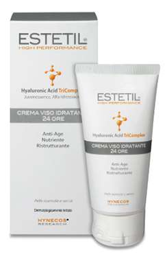POOL PHARMA Estetil Crema Viso Idratante 24 Ore 40 ml