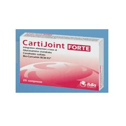 FIDIA FARMACEUTICI Carti Joint Forte 20 Compresse 1415 MG