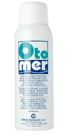GANASSINI Otomer Acqua Di Mare Isotonica 100 ML