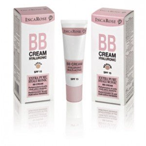 INCAROSE BB Cream Hyaluronic Colore Light 30ml