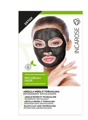 INCAROSE Bio Cream Mask Detox