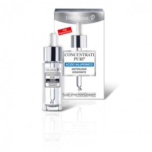 INCAROSE Concentrati Puri Acido Ialuronico 15ml