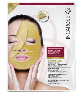 INCAROSE Epe Gold Mask 25 ML