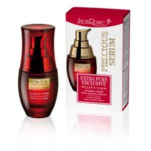 INCAROSE Extra Pure Exclusive Precious Serum Siero Viso Levigante Antietà 30ml