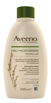 JOHNSON & JOHNSON Aveeno Detergente Intimo 500 ML