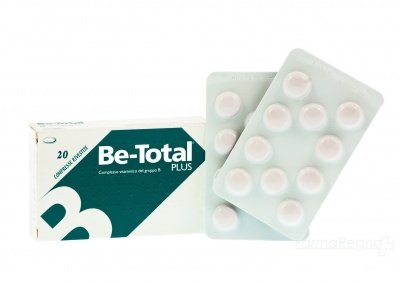 JOHNSON & JOHNSON Betotal Plus 20 Compresse
