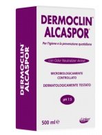 LINKER Dermoclin Alcaspor 500 ML