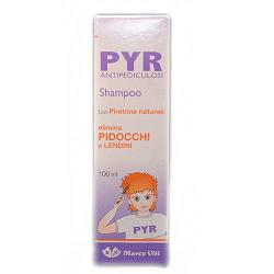MARCO VITI FARMACEUTICI Pyr Antipedicuosi Sh 100 ML