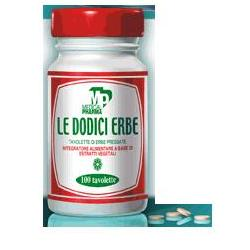 MEDICAL PHARMA Le Dodici Erbe 100 Tavolette