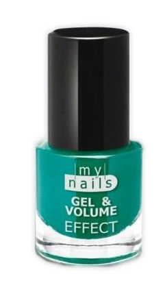 MY NAILS Gel & Volume Effect 21 Verde Bosco