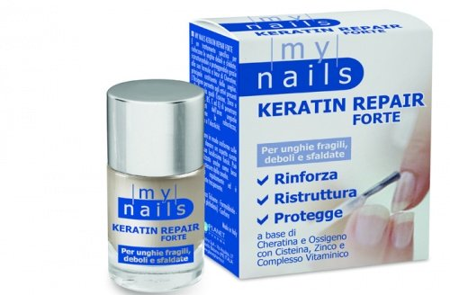 MY NAILS Keratin Repair Forte 10 ML