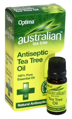 OPTIMA Australian Tea Tree Essential Oil Olio Essenziale 10 ML