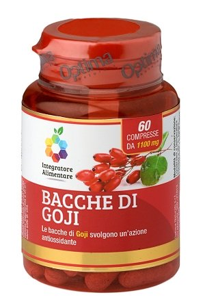OPTIMA Colours Of Life Bacche Di Goji 60 CPR
