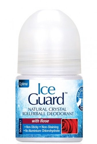 OPTIMA Ice Guard Deodorante Roll On Rose 50 ML