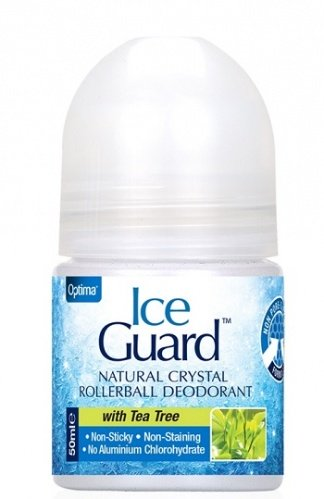 OPTIMA Ice Guard Deodorante Roll On Tea Tree 50 ML