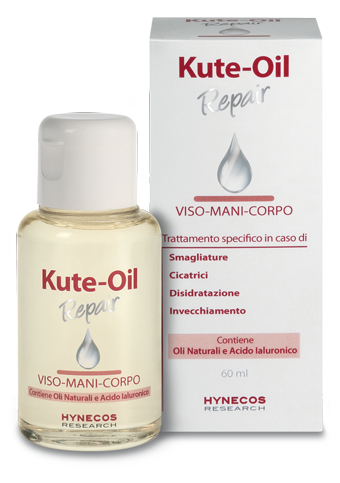 POOL PHARMA Kute Oil Repair Viso Mani Corpo 60 ml