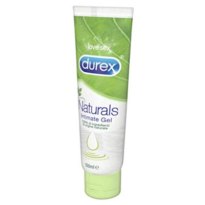 RECKITT DUREX Gel Lubrificante Natural Gel 100 ML (DISP. MEDICO)