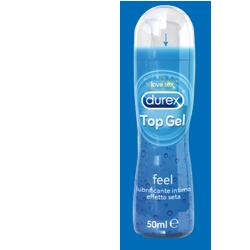 RECKITT Durex Lubrificante Top Gel Feel 50 ML (DISP. MEDICO)