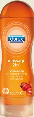 RECKITT Durex Massage 2in1 Stimulating