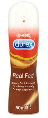 RECKITT Gel Lubrificante Durex New Gel Real Feel 50 ML