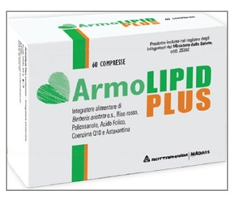 ROTTAPHARM Armolipid Plus 60 Compresse