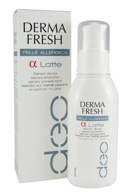 ROTTAPHARM Dermafresh Pelle Allergica Alfa Latte 100 ml