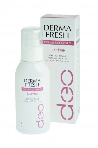 ROTTAPHARM Dermafresh Pelle Sensibile Latte 100 ml