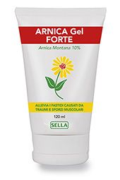 SELLA Arnica Gel Forte 10% 120 ML