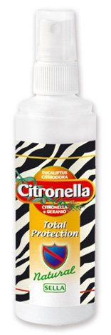 SELLA Citronella Total Protection 100 ml