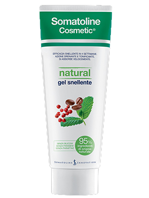SOMATOLINE Cosmetic Snellente Natural Gel 250 ML
