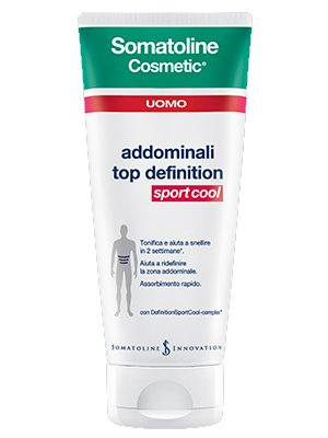 SOMATOLINE Cosmetic Uomo Top Definition Sport 200 ML