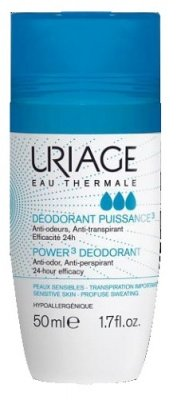 URIAGE Deo Power 3 50 ML