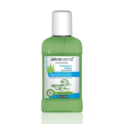 ZUCCARI Aloevera2 Collutt D'aloe Multiattivo 250 ML