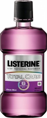 JOHNSON & JOHNSON Listerine Total Care Colluttorio 500 ml