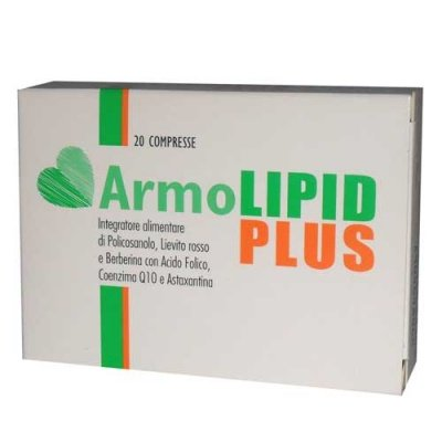 ROTTAPHARM ArmoLipid Plus 20 Compresse